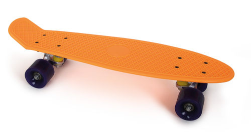 Skateboard, neonorange